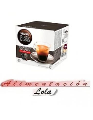 Dolce gusto espreso intenso decaffeinato (16 cap) - Imagen 1