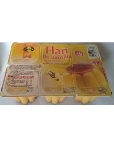 Flan vainilla ayala ( pack 6) - Imagen 1