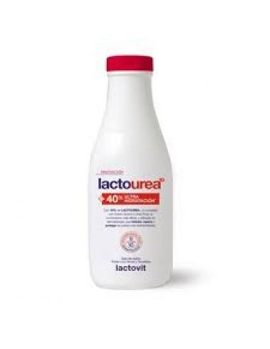 Lactovil urea gel de baño (600+120 ml) - Imagen 1
