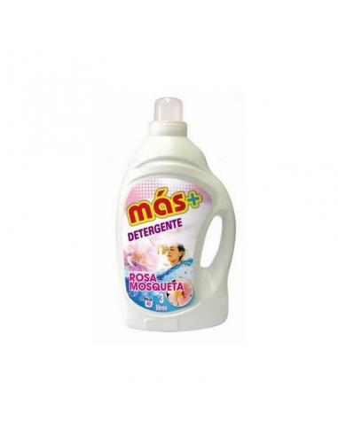 Detergente más rosa mosqueta (3 litros) - Imagen 1