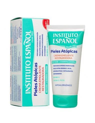 Instituto pieles atópicas crema emoliente (150 ml) - Imagen 1