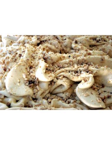 Helado miquel vasitos turrón vainilla fruta (1u) - Imagen 1