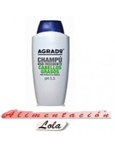Champú agrado uso frecuente c grasos (750 ml) - Imagen 1