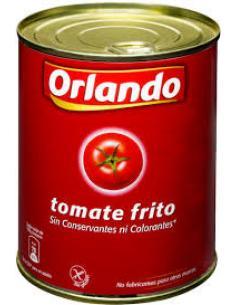 Tomate frito orlando (800g) - Imagen 1