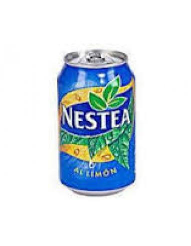 Nestea al limón lata ( 330ml) - Imagen 1