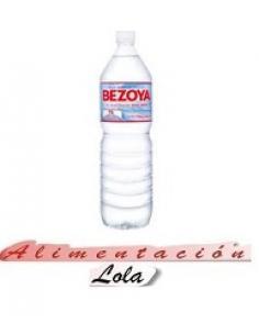 Agua bezoya botella (1,5l) - Imagen 1