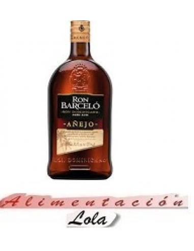 Botellona Ron barceló de (1l) - Imagen 1