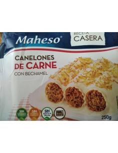 Canelones con bechamel maheso (300g) - Imagen 1