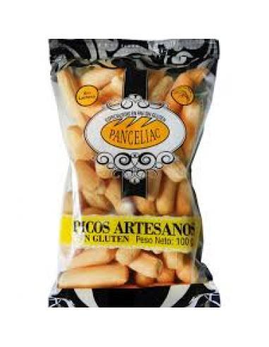 Picos Artesanos panceliac sin gluten (100 g) - Imagen 1