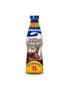 Batido puleva al cacao (1L) - Imagen 1