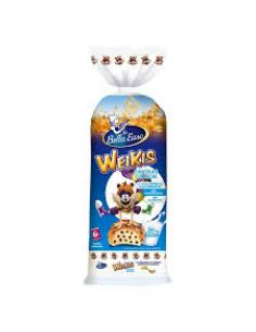 Dulces weikis chocolate con leche (Pack4) - Imagen 1