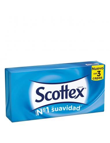 Pañuelos Scottex (3 capas) - Imagen 1