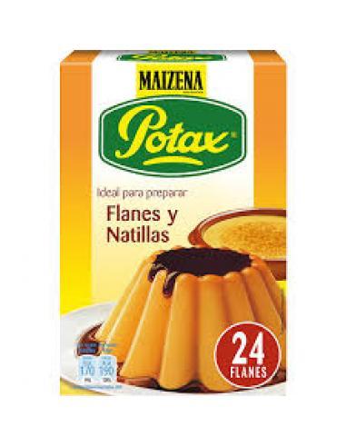 Flan potax (2 sobres) - Imagen 1