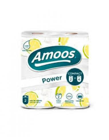 Rollo gordo Amoos limón  (pack 2) - Imagen 1