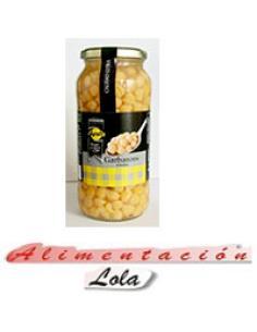Garbanzos extra Ayala (200 g) - Imagen 1