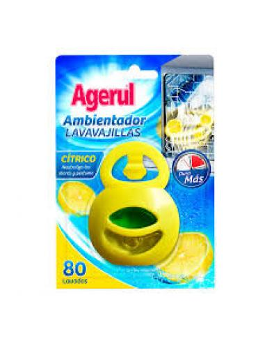 Ambientador Lavavajillas Agerul (80 lavados) - Imagen 1