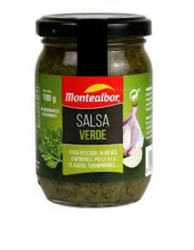Salsa verde Montealbor (180 g) - Imagen 1