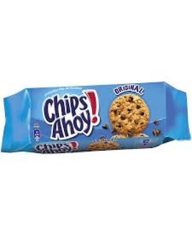Galletas chips Ahoy (128 g) - Imagen 1