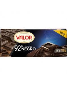 Chocolate valor 92 % (170 g) - Imagen 1