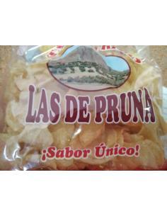 Patatas fritas pruna (250 g) - Imagen 1