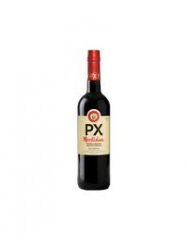 Vino px montulia pedro ximénez (75 ml) - Imagen 1