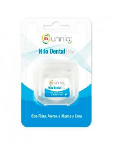 Hilo dental unnia (50 m) - Imagen 1