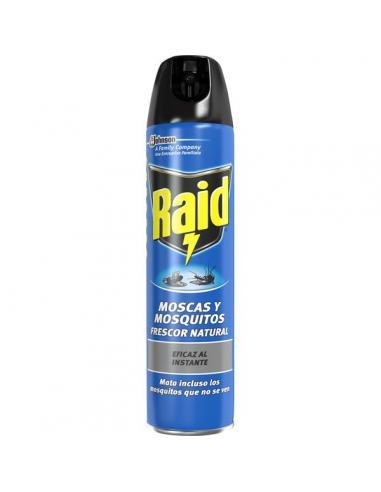 Raid moscas y mosquitos (600 ml) - Imagen 1