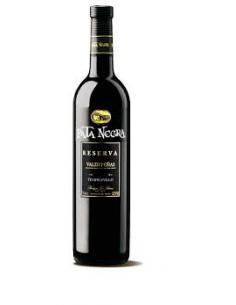 Vino Pata negra reserva Valdepeñas (75cl) - Imagen 1