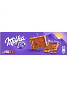 Galletas milka choco biscuits (pack 2) - Imagen 1