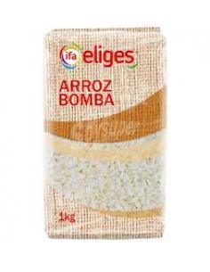 Arroz bomba eliges (1 kilo) - Imagen 1
