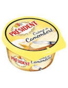 Président crema de camembert ( 125g) - Imagen 1