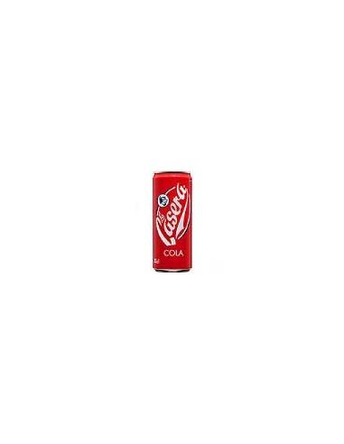 Lata casera cola (33 cl)