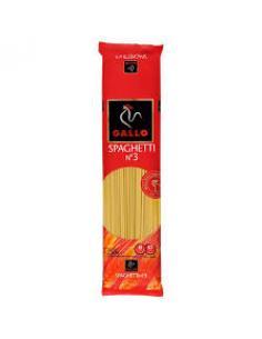 Spaghetti nº3 gallo (250g) - Imagen 1