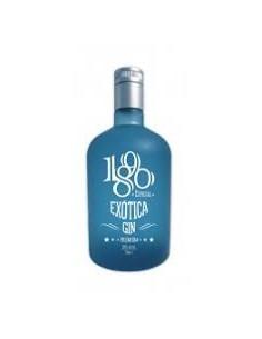 Botellona Exótica gin 1890...