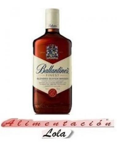 Botellona Whisky ballantines botella (70 cl) - Imagen 1