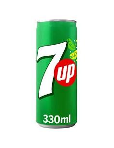 Lata seven up (330 ml)