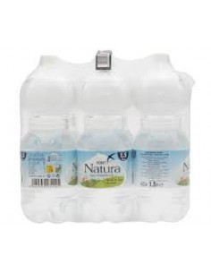 Agua font natura 1.5 litros...