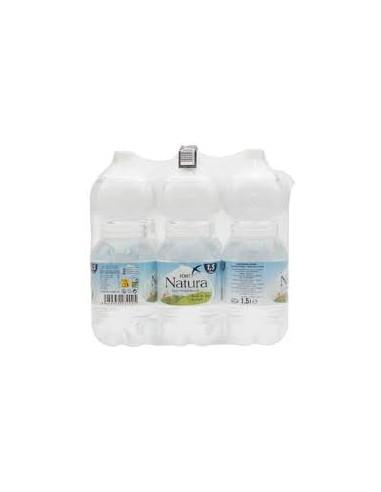 Agua font natura 1.5 litros (pack 6)