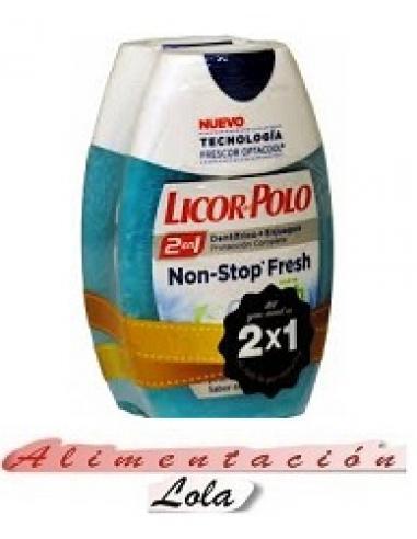 Licor del polo non stop fresh (2x1 75ml) - Imagen 1