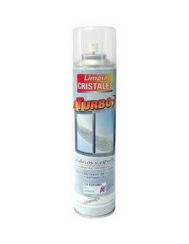 Limpia cristales Turbo (400 ml)