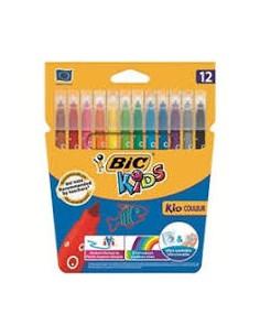 Bic kids rotuladores (12 u)