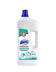 Asevi desinfectante...