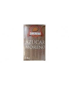 Azúcar de caña moreno (1kilo)