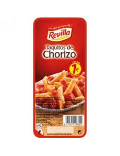 Chorizo taquitos revilla (70g) - Imagen 1