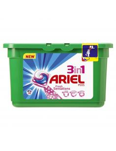 Ariel 3 en 1 pods (18 unidades) - Imagen 1