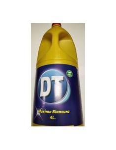 Lejía dt amarilla (5 litros)