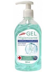 Lubrex higroalcohólico para...