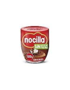 Nocilla al cacao sin aceite...