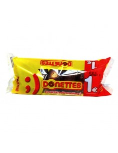 Donettes chocolate (pack 6)