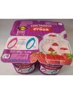 Yogur ayala fresa trozos 0...